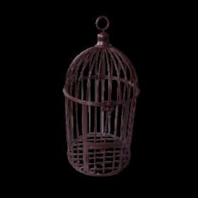 Cage à oiseaux et...