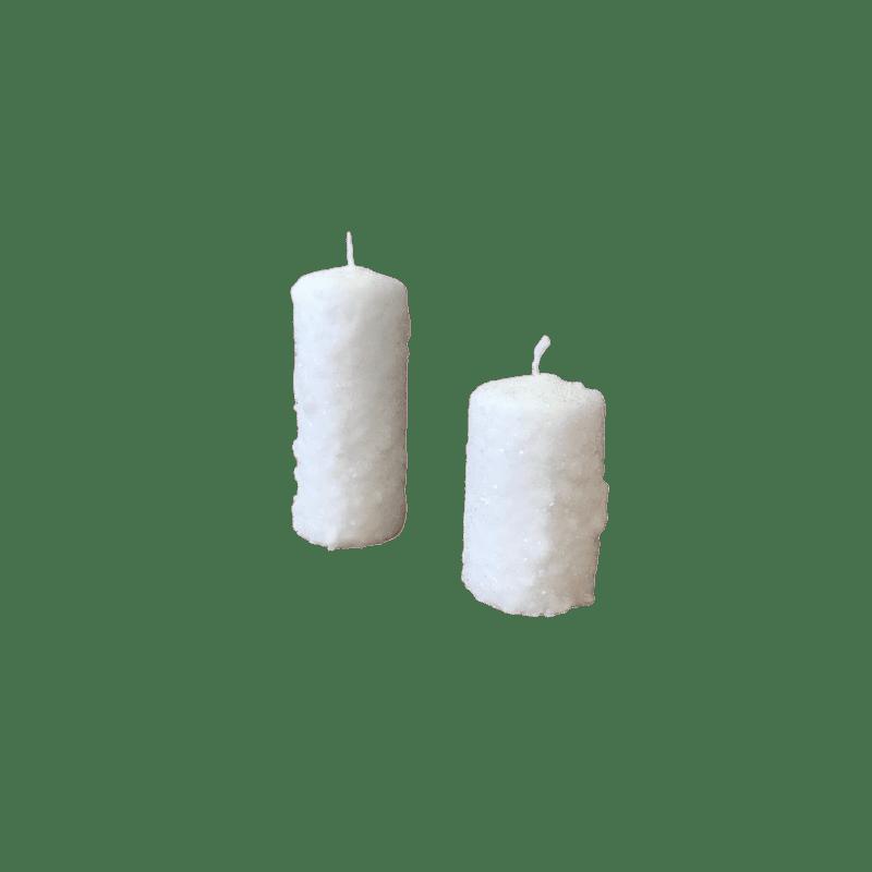 200 St 20,5 cm noir de paraffine Bougies свечи черные парафиновые Moisissure воском