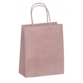 50 sacs kraft rose ancien