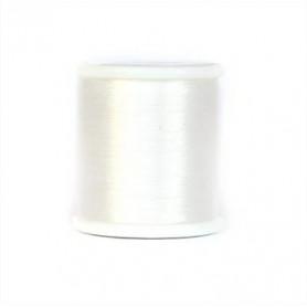 Bobine de fil nylon blanc...