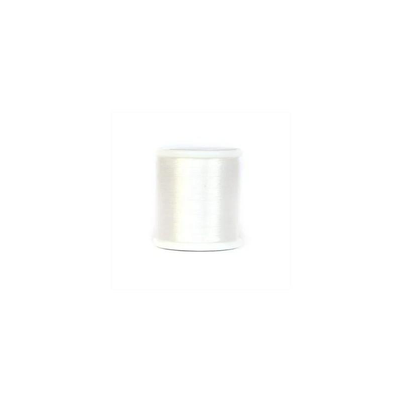 Bobine de fil nylon blanc Chantal - Grossiste fleuriste déco créatif