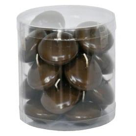 Bougie flottante chocolat...