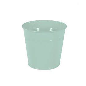 Pot rond zinc Edea