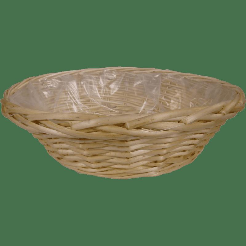 Coupe ronde à rebord Olia - grossiste fleuriste