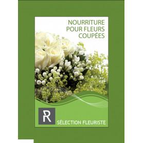 Sachets de nourriture fleurs coupees sélection Renaud