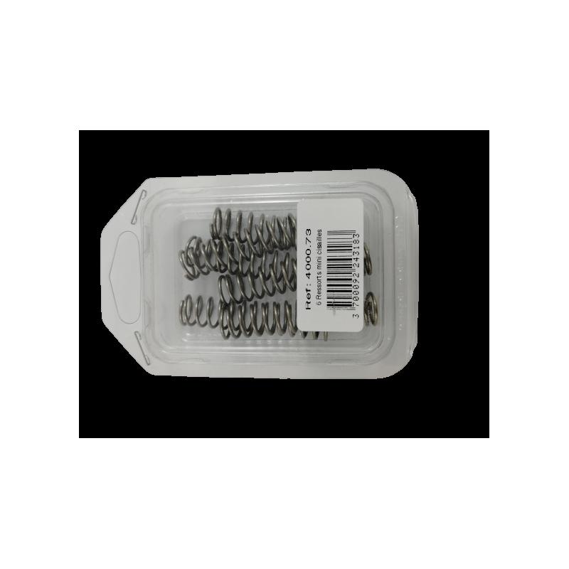 6 ressorts pour mini cisaille - Grossiste fleuriste outillage sécateur
