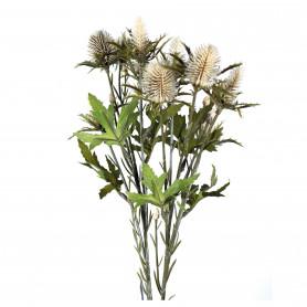 Chardon 68cm - fleurs artificielles
