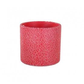 Lot de pot cylindre texturé Adazo - saint valentin