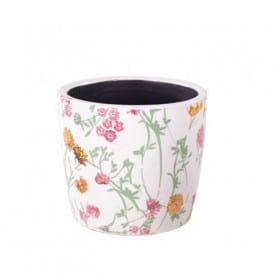 Pot fleurs Emia
