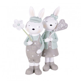 Couple de lapin Vicotin