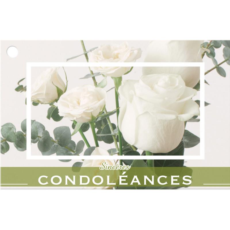 10 cartes de circonstance - Accessoire fleurs matériel pot de fleurs
