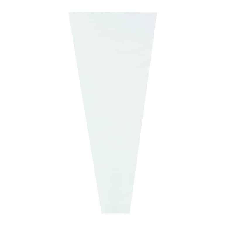 Housse à bouquet neutre sélection Renaud H. 50 x D. 25 x B. 10 cm - grossiste papier kraft