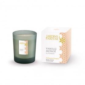 Bougie parfumée Vanille monoï