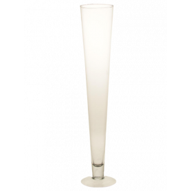 Vase flute Fonda H.60cm