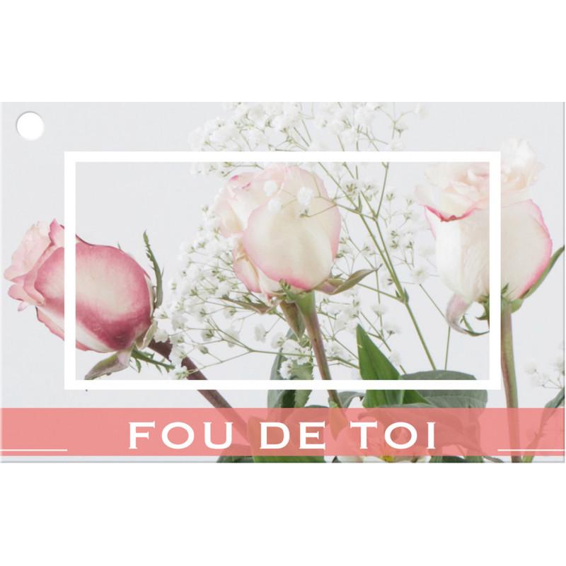10 cartes de circonstance - Grossiste pour fleuriste St Valentin love