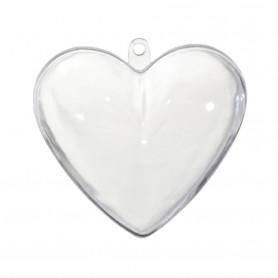 Cœur en plastique...