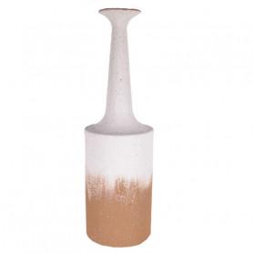 Vase bouteille bicolore Hunga