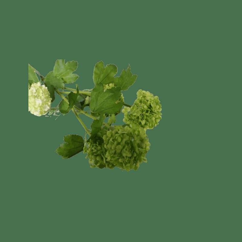 Viburnum 79cm - grossiste fleurs artificielles