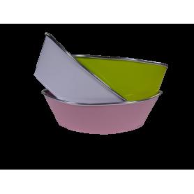 Coupe ogive bague 23cm x 11cm x H.8cm - grossiste fleuriste