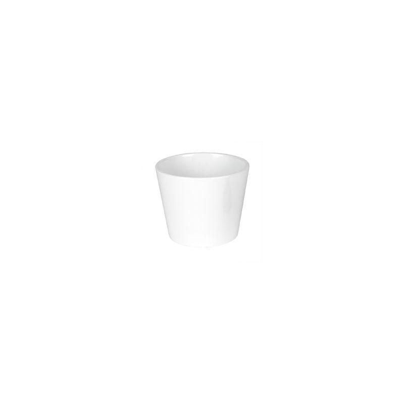 Pot Dallas céramique D.12cm x H.9cm - 4 couleurs - grossiste fleuriste