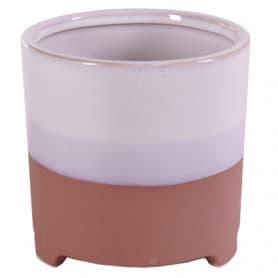 Pot céramique sur pied Luigi