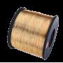 Bobine fil métal or 35 mm - 1kg