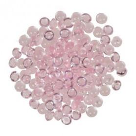 Sac perles de pluie rose...