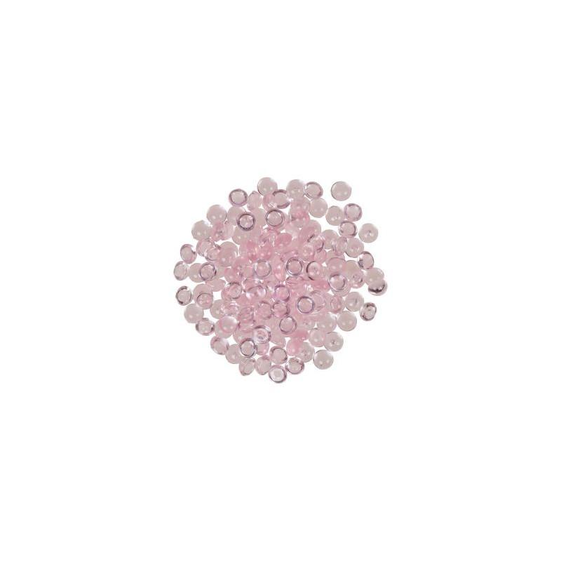 Sac perle de pluie rose 2-4 mm - 1 litre - grossiste fleuriste