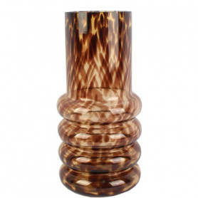 Vase effet léopard Charly