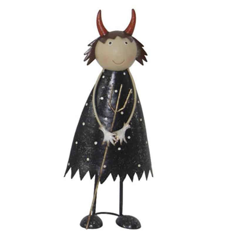 Fille halloween en diable - Grossiste décoration personnage Renaud