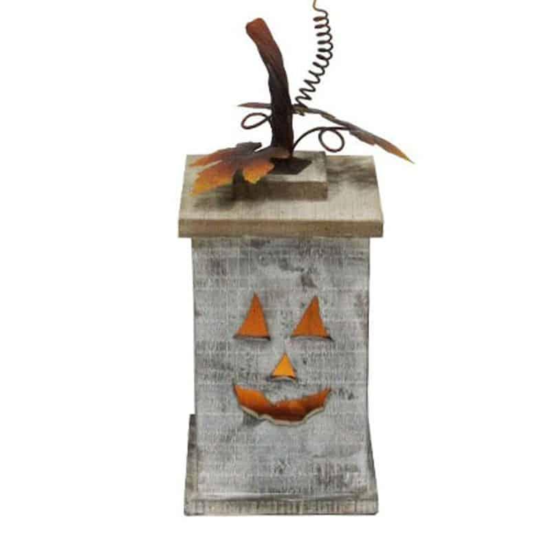 Lanterne citrouille - Grossiste fleuriste décoration table Renaud
