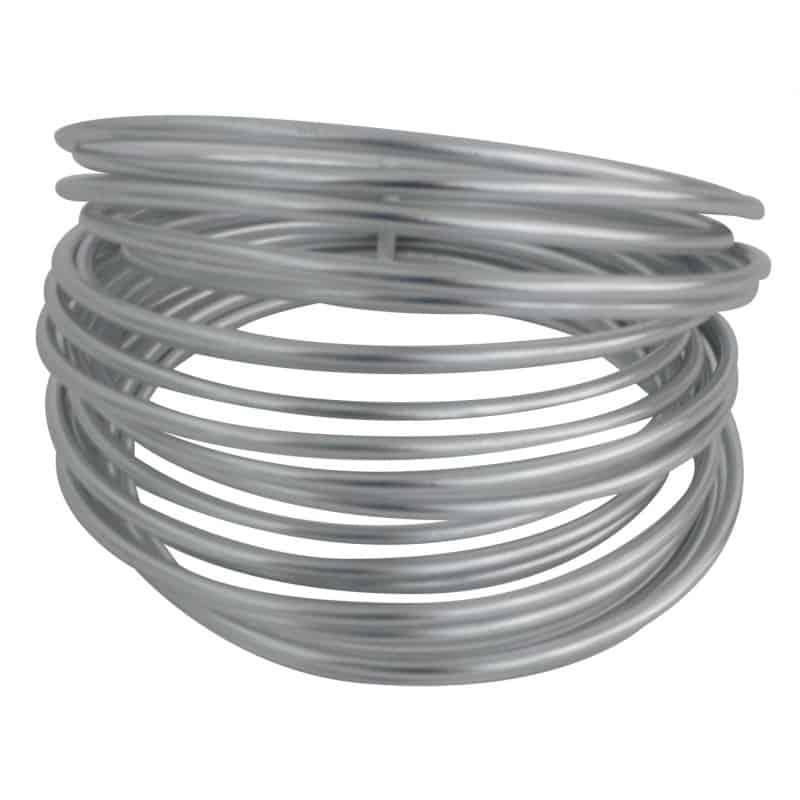Fil aluminium déco