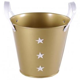 Pot rond étoile avec...