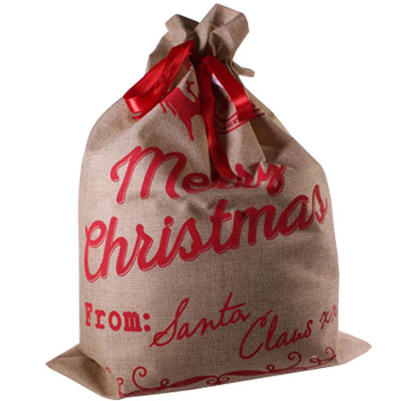 Sac cadeaux - Grossiste fleuriste décoration emballage Noël kraft