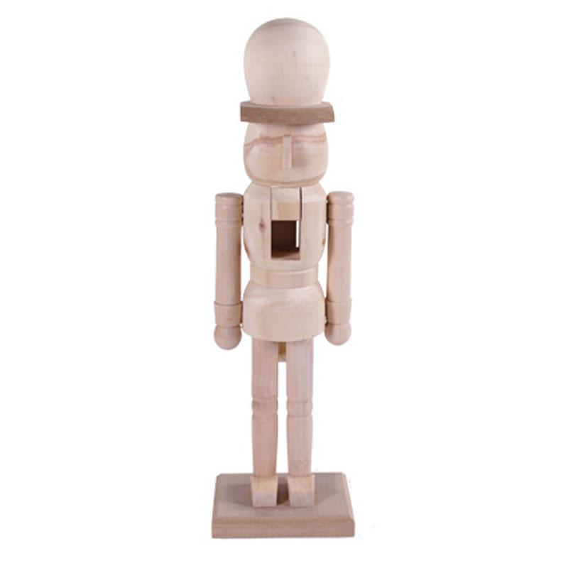 Soldat casse-noisette en bois - Grossiste figurine décoration Renaud