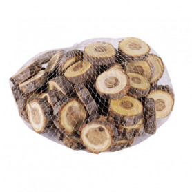 Sac de tranche de bois - 500g