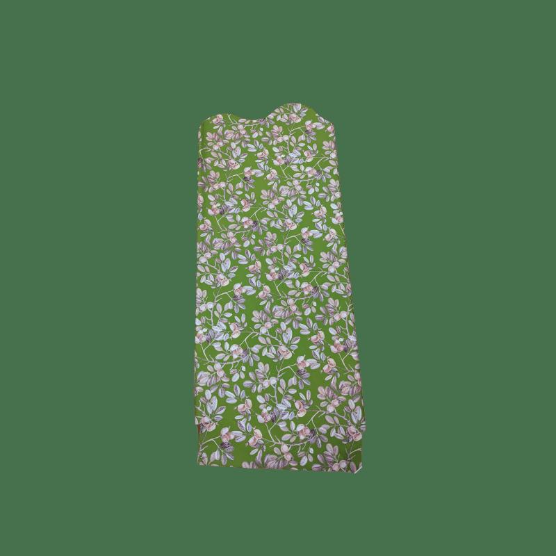 Collerette de bouquets de fleurs D.70cm - Plusieurs coloris - grossiste fleuriste