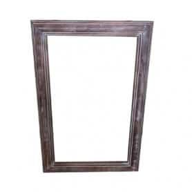 Cadre en bois brut carré André