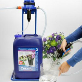 Support métallique Chrysal - soin des plantes