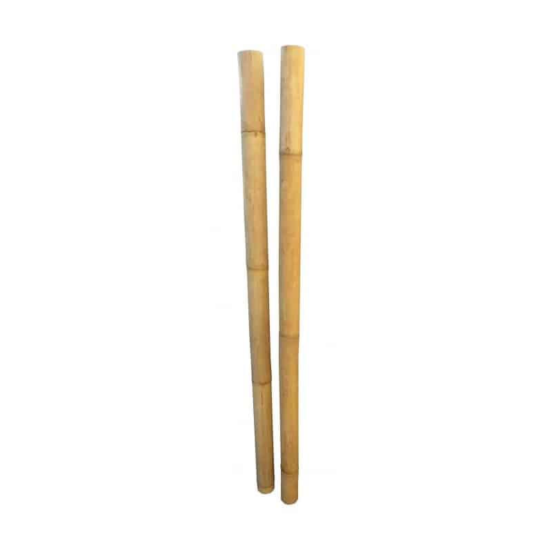 Sac de 6 tiges de de bambou - 1m - grossiste décoration
