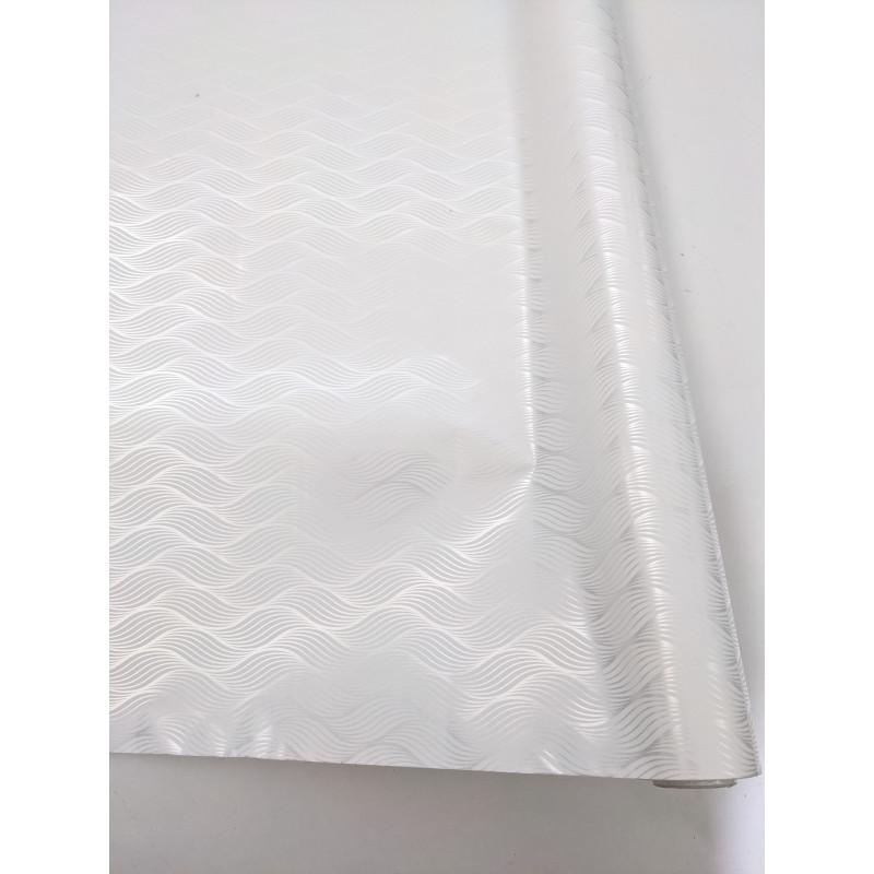 Papier aqua Perle Gema - 0.80x40m 40µ - grossiste fleuriste emballage