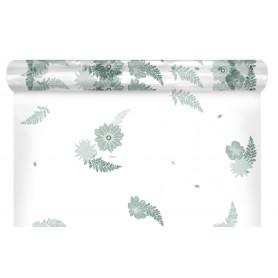 Papier polypro imprimé Patience - 0.60 x 120M  - grossiste emballage