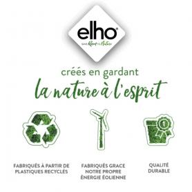 Coupe ronde en plastique recyclé - grossiste pot de fleur plastique