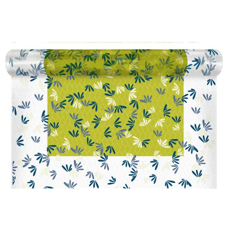 Papier polypro imprimé 40µ Yvane - Matériel pour fleuriste déco