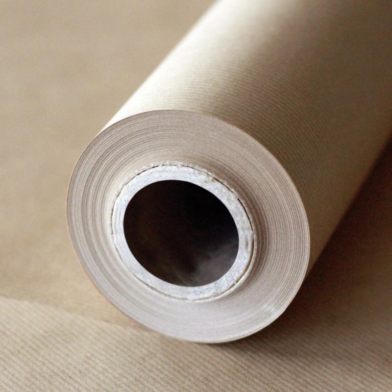 Papier kraft brun 60g - 0.80x400m - grossiste fleuriste