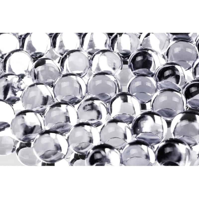 Perles d'eau géantes hydratées