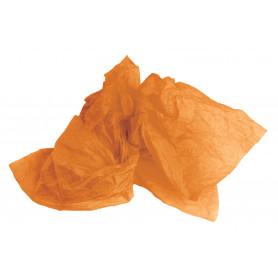 Mousseline orange - Grossiste accessoires fleuriste