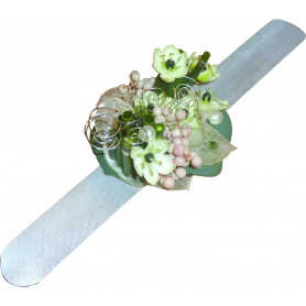 Bracelet flexible Wrap
