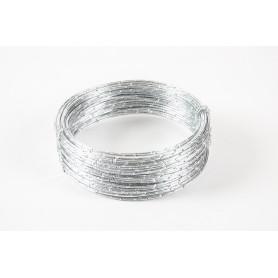 Fil aluminium diamant