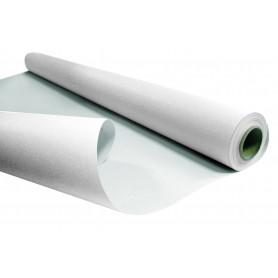 Papier Kraft blanchi couleur blanc